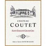 2015 CHATEAU COUTET 750ML
