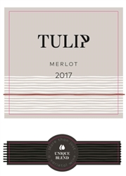 2017 TULIP WINERY MERLOT JUST 750ML
