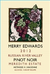 2014 MERRY EDWARDS PINOT NOIR MEREDITH 750ML