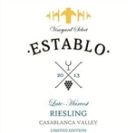 2013 ESTABLO RIESLING 750ML