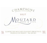 1996 CHAMPAGNE MOUTARD BRUT 750ML