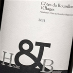 2011 HECHT & BANNIER COTES DU ROUSSILLON VILLAGES 750ML