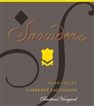 2013 SNOWDEN CABERNET SAUVIGNON BROTHERS VINEYARD 750ML