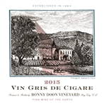 2019 BONNY DOON VINEYARDS VIN GRIS DE CIGARE 750ML