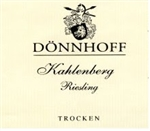 2016 DONNHOFF ESTATE RIESLING 750ML