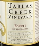 2011 TABLAS CREEK VINEYARD ESPRIT DE BEAUCASTEL ROUGE 750ML (NY)