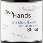 2015 TWO HANDS SHIRAZ LILY'S GARDEN 750ML