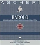2013 ASCHERI BAROLO 750ML
