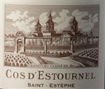 2010 CHATEAU COS D'ESTOURNEL ST. ESTEPHE GRAND CRU 750ML