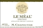 2012 M. CHAPOUTIER ERMITAGE LE MEAL BLANC 750ML