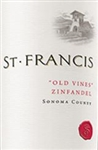 2017 ST. FRANCIS ZINFANDEL OLD VINES 750ML