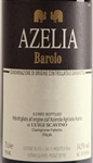 2013 AZELIA BAROLO 750ML