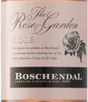 2017 BOSCHENDAL THE ROSE GARDEN 750ML