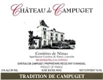 2017 CHATEAU DE CAMPUGET ROSE TRADITION 750ML