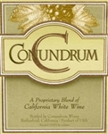 2019 CAYMUS CONUNDRUM WHITE 750ML
