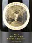 2015 TWENTY ROWS PINOT NOIR 750ML