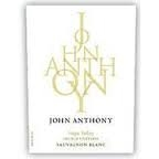 2013 JOHN ANTHONY SAUVIGNON BLANC 750ML