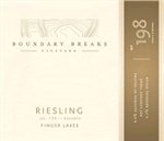 2013 BOUNDARY BREAKS RESERVE RIESLING NO. 198 750ML