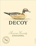 2015 DECOY ZINFANDEL 750ML