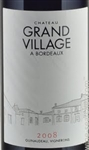 2011 CHATEAU GRAND VILLAGE BORDEAUX SUPERIEUR 750ML