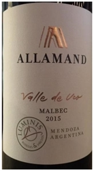 "2013 ALLAMAND CABERNET ""750ML"""
