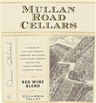 2016 MULLAN ROAD CELLARS RED WINE BLEND 750ML