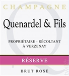 "QUENARDEL BRUT ROSE ""750ML""*"