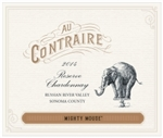 2014 AU CONTRAIRE MIGHTY MOUSE CHARDONNAY 750ML
