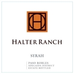 2015 HALTER RANCH SYRAH 750ML