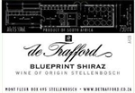 2012 DE TRAFFORD SHIRAZ BLUEPRINT 750ML