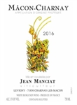 2016 JEAN MANCIAT MACON CHARNAY 750ML
