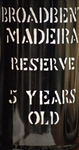 BROADBENT MADEIRA 5 YEAR OLD RESERVE 375ML