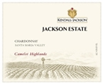 2016 JACKSON ESTATE CHARDONNAY CAMELOT HIGHLANDS 750ML
