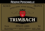 2012 TRIMBACH PINOT GRIS RESERVE PERSONNELLE 750ML