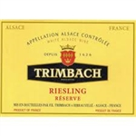 2015 TRIMBACH RIESLING RESERVE 750ML