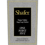 2017 SHAFER ONE POINT FIVE 750ML
