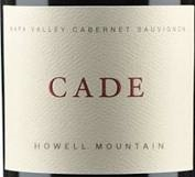 2017 CADE CABERNET SAUVIGNON ESTATE 750ML