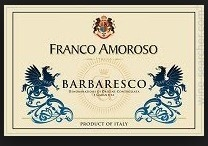 2016 FRANCO AMOROSO BARBARESCO 750ML