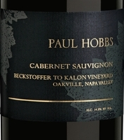 2015 PAUL HOBBS CABERNET SAUVIGNON BECKSTOFFER TO KALON VINEYARD 750ML