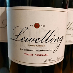 2013 LEWELLING VINEYARDS CABERNET SAUVIGNON WIGHT VINEYARD 750ML
