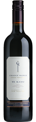 2016 CRAGGY RANGE TE KAHU GIMBLETT GRAVELS BORDEAUX BLEND 750ML
