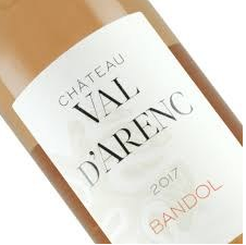 "2018 CHATEAU VAL D'ARENC BANDOL ROSE ""750ML"" *"