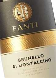 "2015 FANTI BRUNELLO ""750ML"""