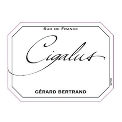 2017 GERARD BERTRAND CIGALUS ROUGE 750ML