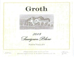 2018 GROTH SAUVIGNON BLANC 750ML
