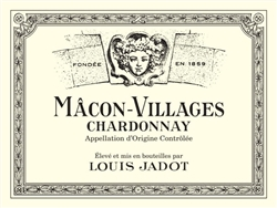 2018 LOUIS JADOT MACON VILLAGES WHITE 750ML