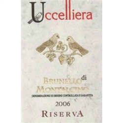 2006 UCCELLIERA BRUNELLO 750ML