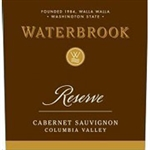 2015 WATERBROOK CABERNET RESERVE 750ML