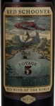 "WAGNER FAMILY RED SCHOONER ""VOYAGE 7"" 750ML"