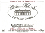 2015 CHATEAU BEL AIR CUVEE JEAN GABRIEL 750ML